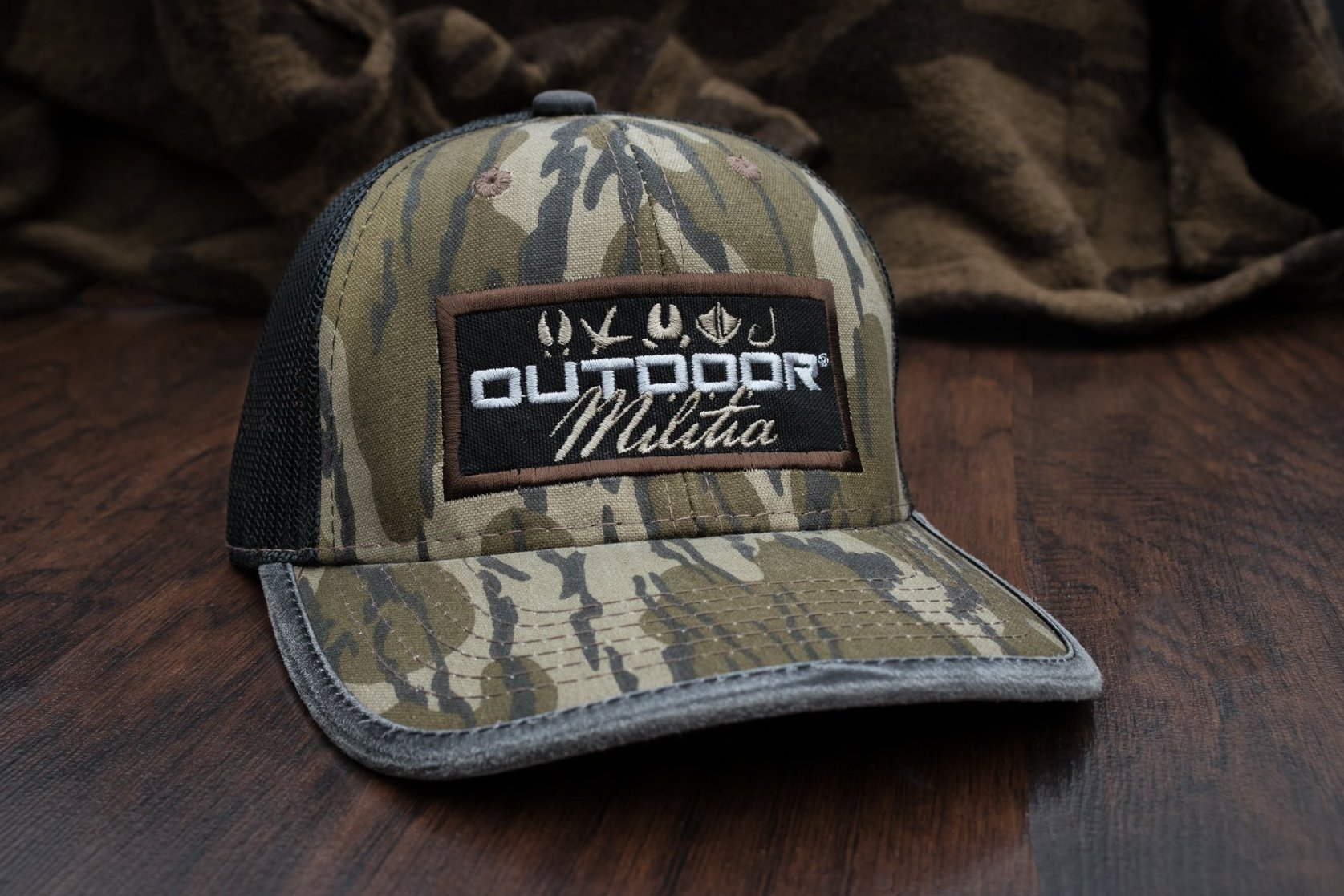 Patriot Back™ | Original Bottomland Patch - Outdoor Militia®