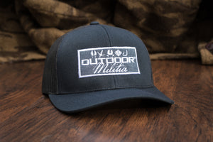Patriot Back™ | Navy Patch - Outdoor Militia®