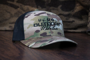 Patriot Back™ | Multicam - Outdoor Militia®