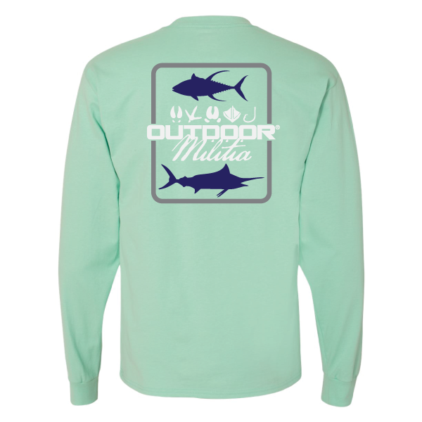 Offshore | Mint - Outdoor Militia®