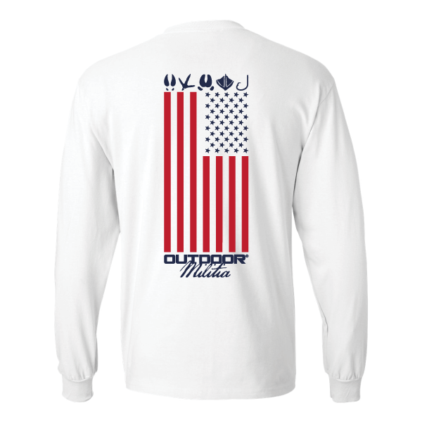 American Flag - Outdoor Militia®