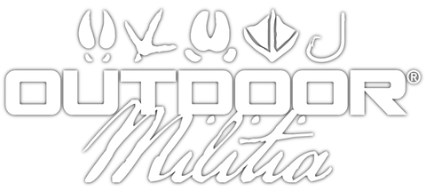 "The Outdoor Militia® Decal | 20"" - Outdoor Militia®"