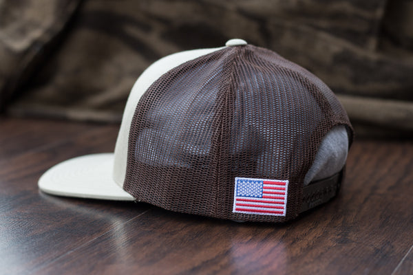 Patriot Back™ | Buckhide Tan - Outdoor Militia®