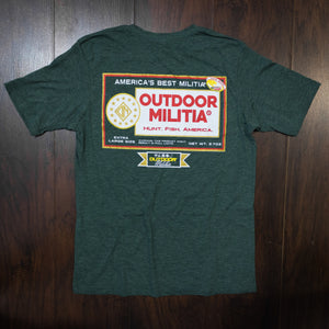 Old School Pouch SS - Outdoor Militia®