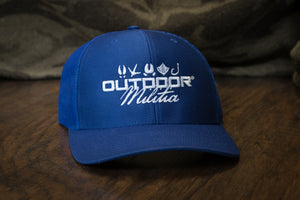 Patriot Back™ | Royal Blue - Outdoor Militia®