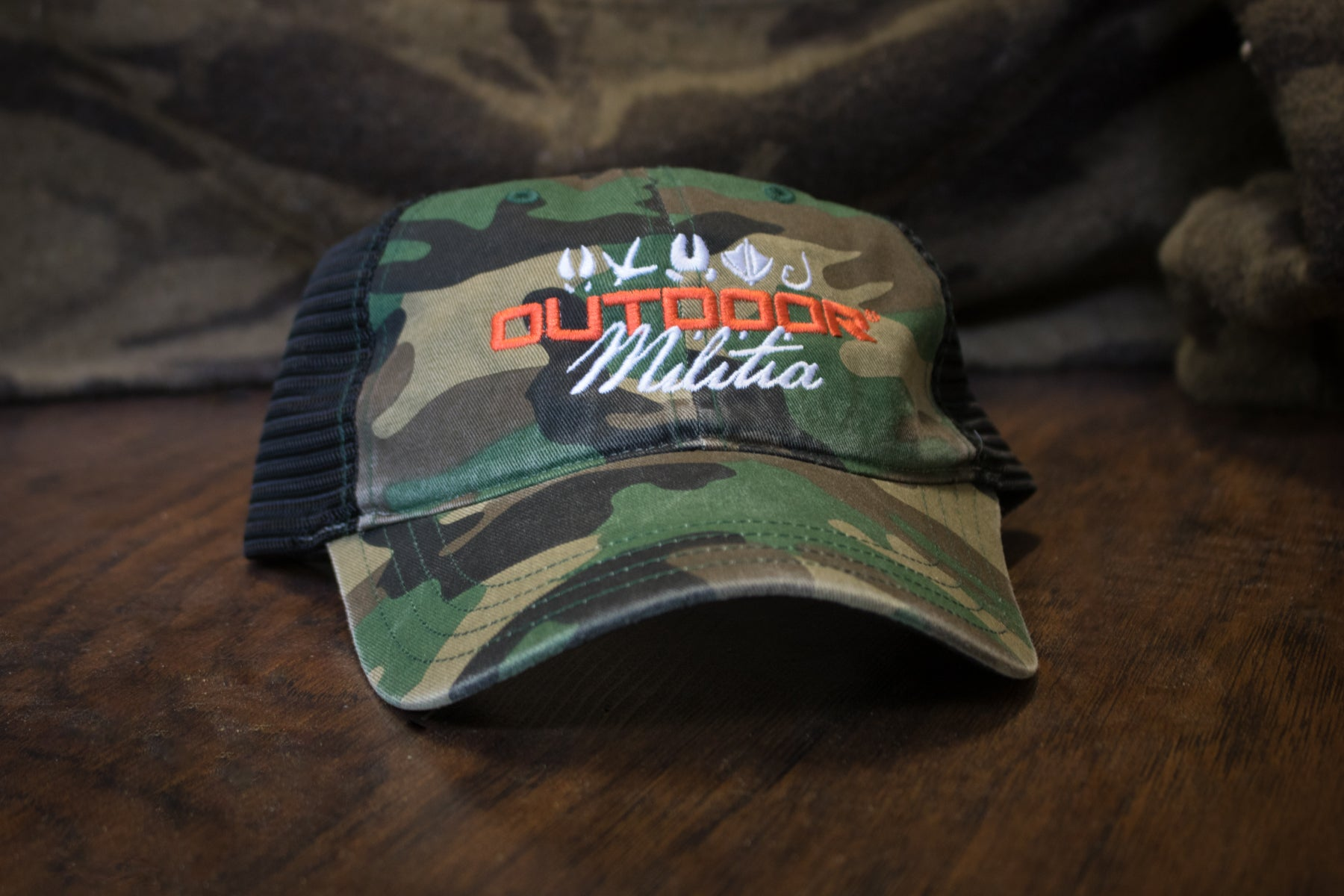 Soft Structure | Classic Camo - Outdoor Militia®