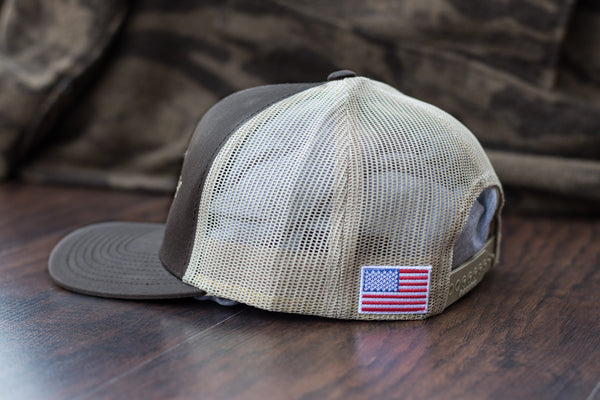 Patriot Back™ | Brushbuck Patch - Outdoor Militia®