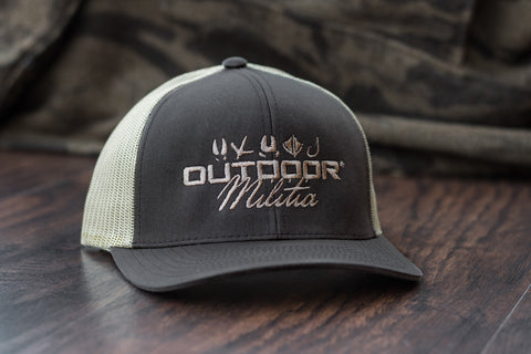 Patriot Back™ | Brushbuck Brown - Outdoor Militia®