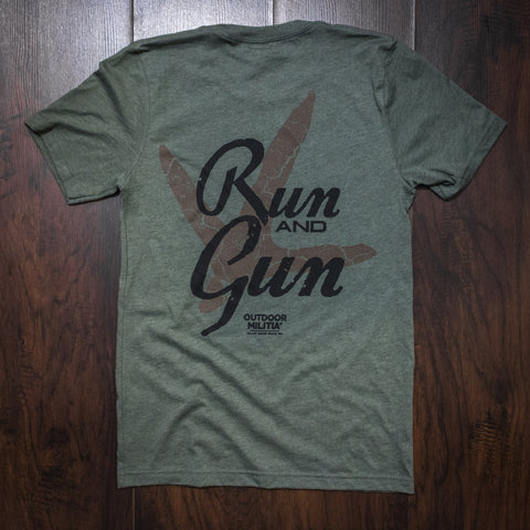 Run and Gun - Outdoor Militia®