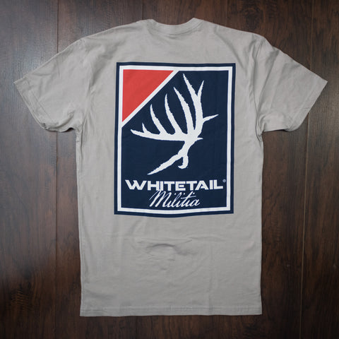 Whitetail Militia™ | Silver SS - Outdoor Militia®