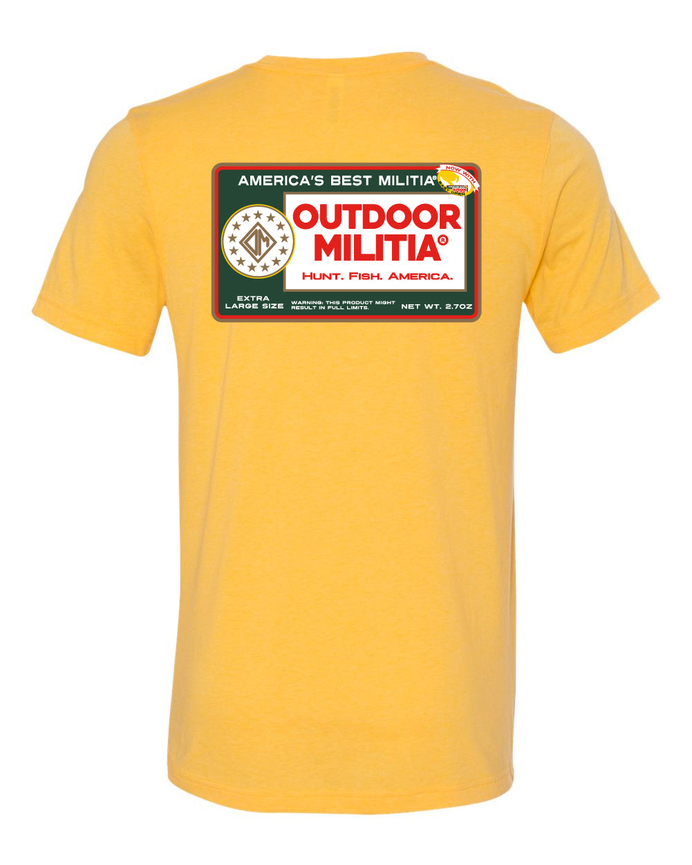 Redman Short Sleeve - Outdoor Militia®