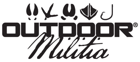 "Outdoor Militia® Decal | 15"" - Outdoor Militia®"