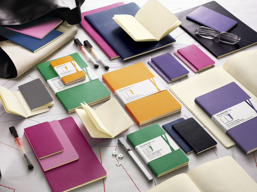 Volant Notebooks