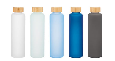 Rincon Bottle with Bamboo Lid - 18 oz.