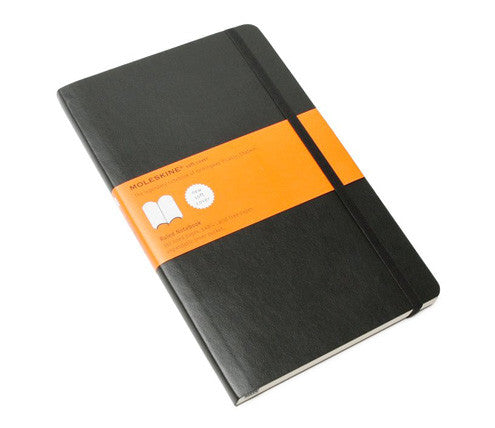 Moleskine Softcover Ruled Notebook
