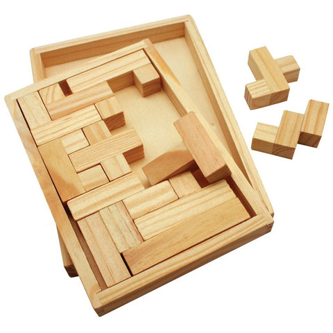 Eco-Friendly Puzzle