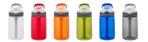 Auto-spout Water Bottle