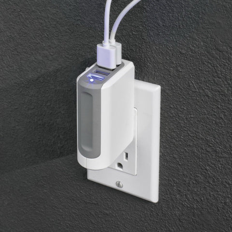 4-Port Wall Charger