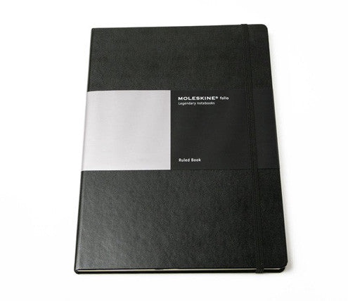 Moleskine Folio Ruled Book -A4