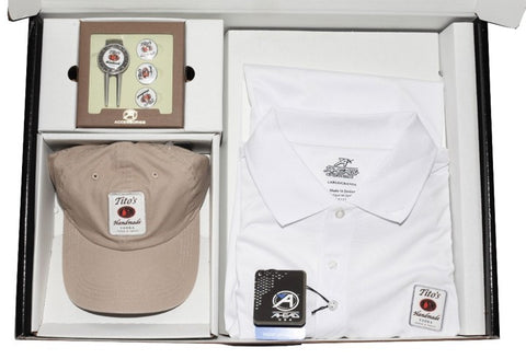 Golf Boxed Set with T'Shirt