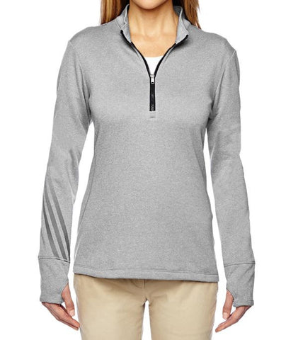 Adidas Golf Women's ¼ Zip Pullover