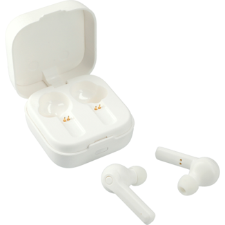 Auto Pair Earbuds & Wireless Pad Power Case