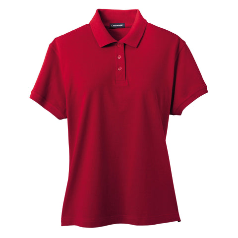 Ayer Women's Short Sleeve Polo