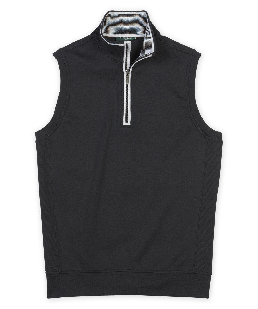 Bobby Jones ¼ Zip Leaderboard Vest