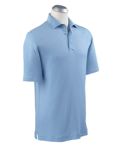 Bobby Jones Supreme Cotton Nine Stripe Polo