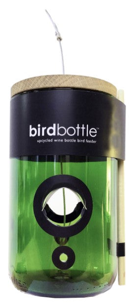 Bird Bottle Feeder