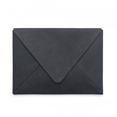Russell+Hazel Leather Envelope Laptop Portfolio