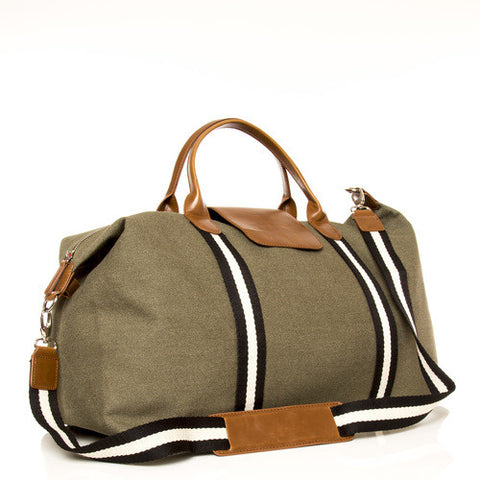 Cotton Duffle with Satin Lining