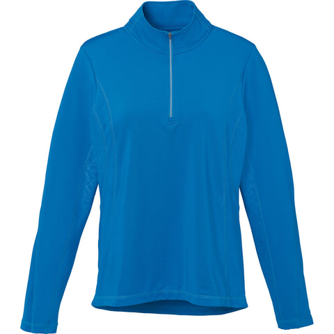 Caltech Women's Knit Quarter-Zip