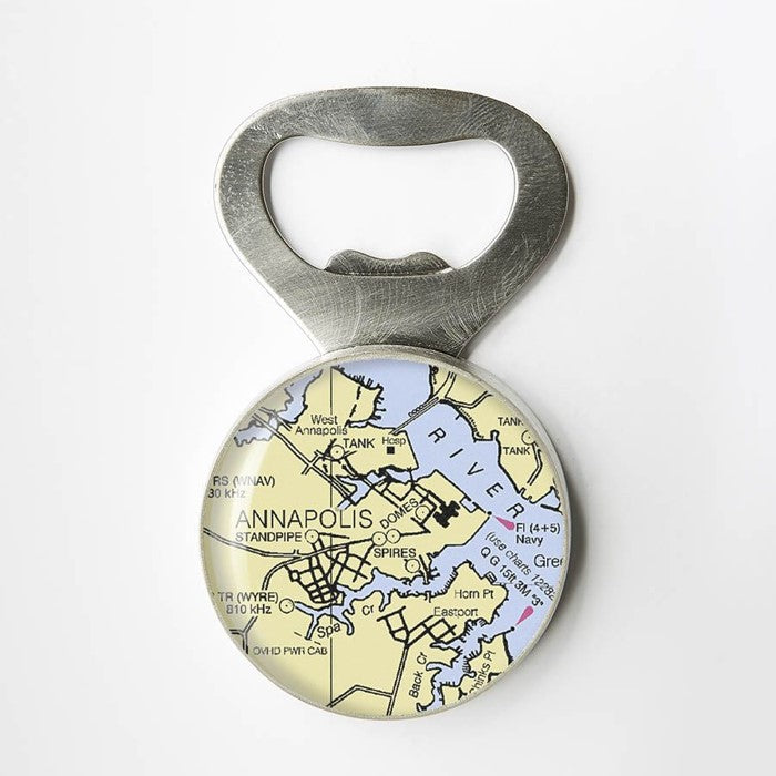 Chart Metalworks Bottle Opener