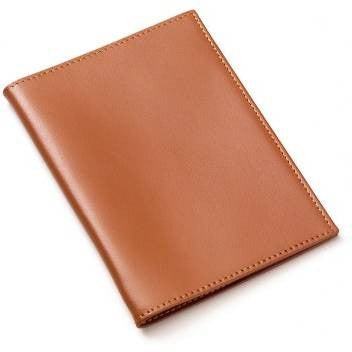 Clava Leather Passport Cover