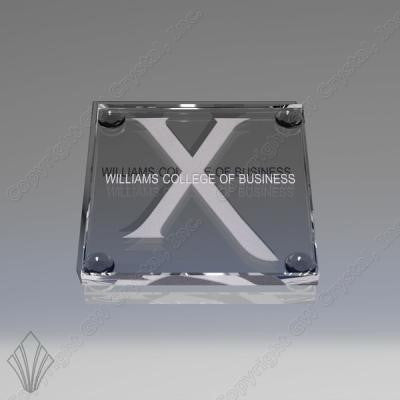 Brilliance Crystal Coasters