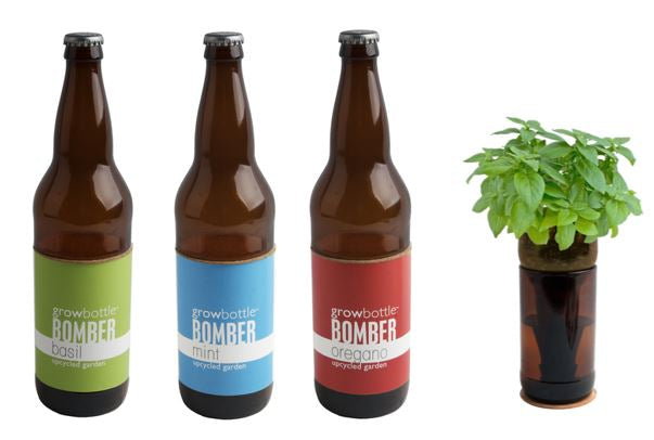 Growbottle Bomber