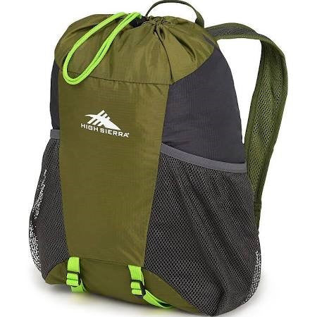 High Sierra 15L Pack In A Bottle