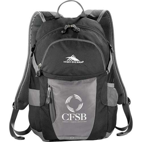 High Sierra Torsion Backpack