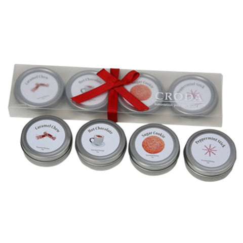 Holiday Fragrance Candle Set