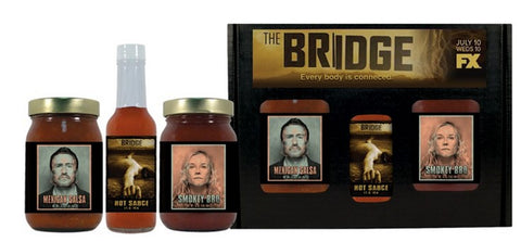 Hot Sauce Gourmet Gift Set