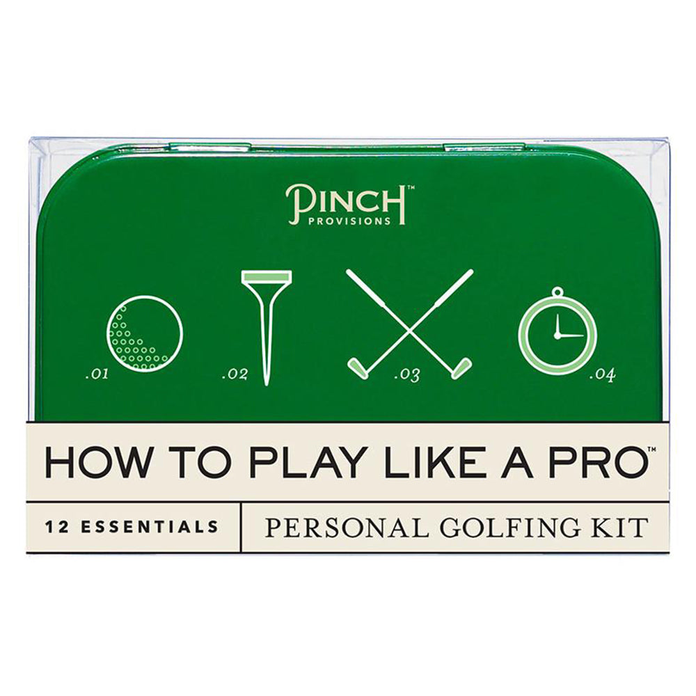 How To Play Like a Pro Kit