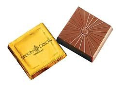 "Individually Wrapped Chocolate  1""x1"" Foil Squares"