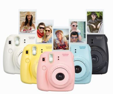 The Compact Instax Mini 8