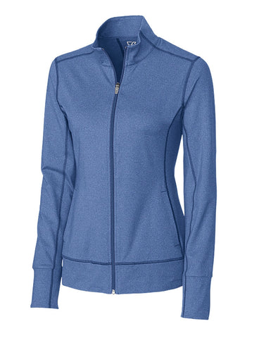 Cutter & Buck Ladies' DryTec Topspin Full-Zip