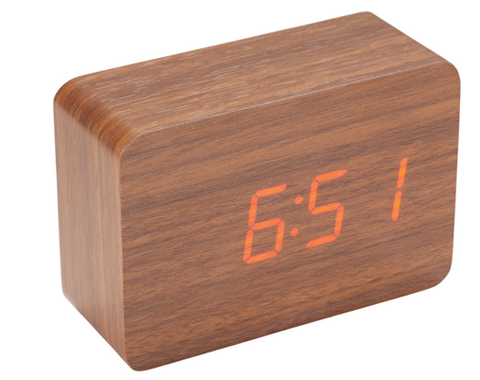 LED Digital Alarm Clocks