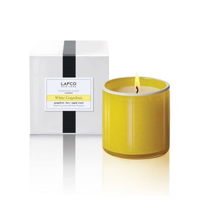 Lafco White Grapefruit Cabana Candle