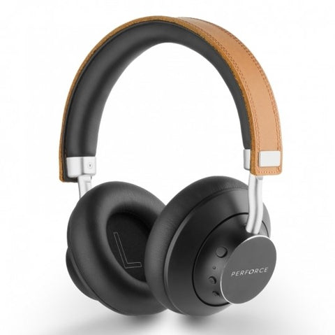 Leather Bluetooth Headset