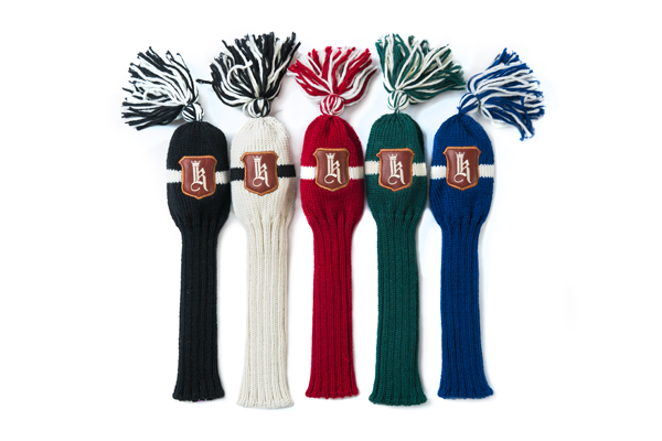 Links and Kings 100% Woolen Head Covers