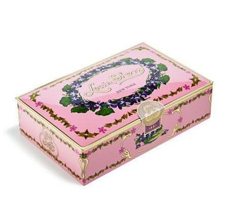 Louis-Sherry 12 Piece Chocolate Tins